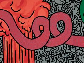 16 - Keith Haring